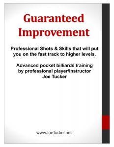 Guaranteed Improvement E-book